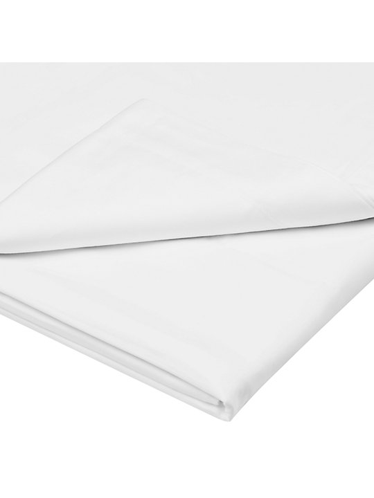 flat Cotton bed sheet per piece